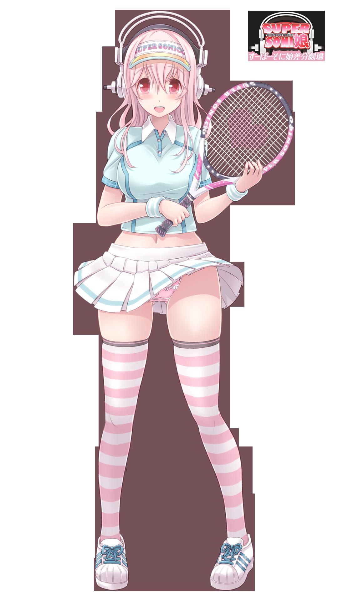 【テニスウェアそに子】
