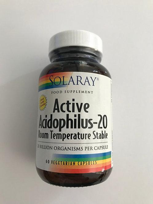 Active Acidophilus -20