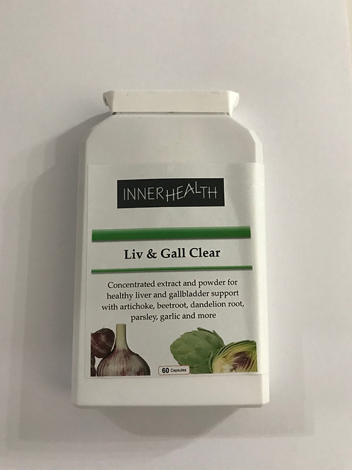 Liv & Gall Clear