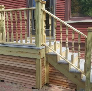 Carpentry, Remodel