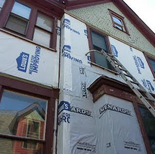 Drywall, Windows