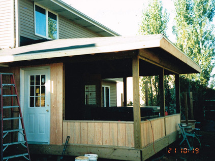 Additions, Remodels, Windows