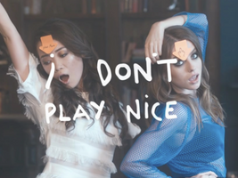 I DON'T PLAY NICE