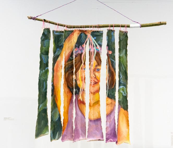 Untitled Ribbon Piece 2