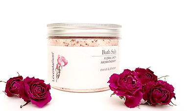 Floral Lady Bath Salt