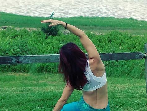 My favorite yoga spot