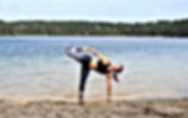 Cape Cod Yoga Retreats Yoga on the Beach