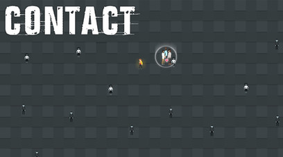 Contact: a game about depression