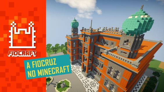 Fiocraft — Fiocruz inside Minecraft