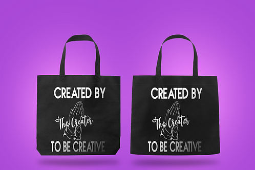 Created By The Creater Bag