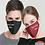 Thumbnail: Custom Hoodie Face Mask Combo