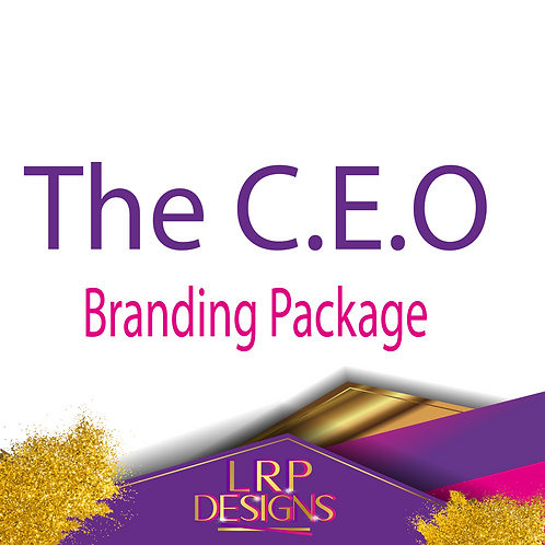 The C.E.O Branding Package