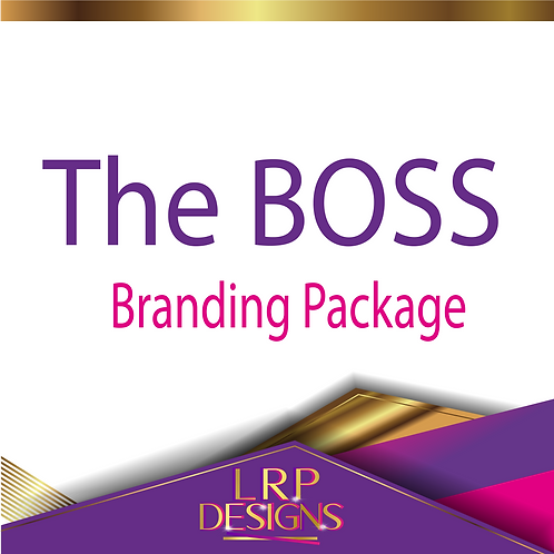 The BOSS  Branding Package