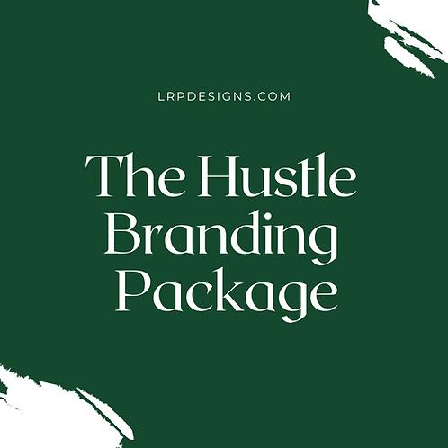 The Hustle Branding Packaging