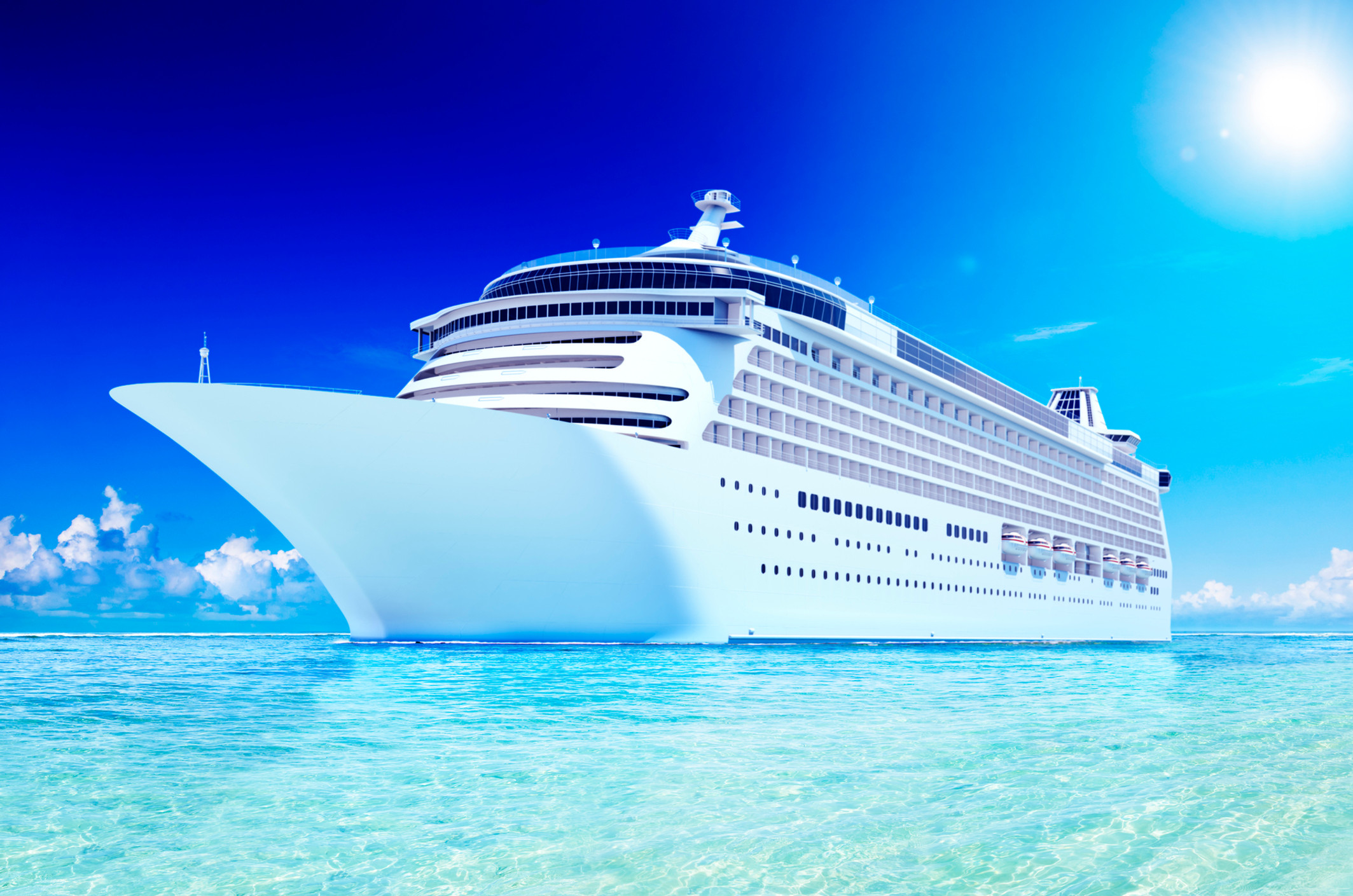 Travel & Cruise Booking