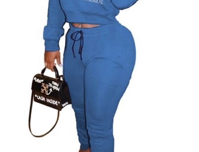 The Empowered two-piece sweatsuit