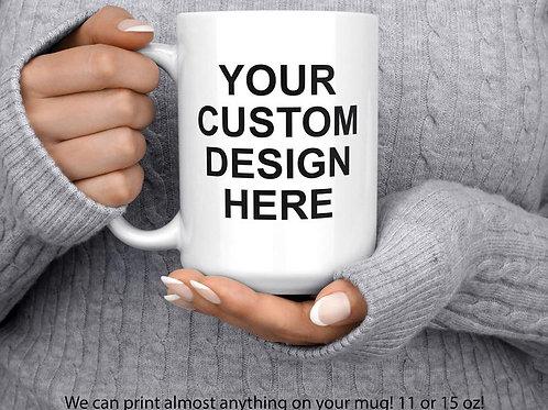 Custom 11oz Mug