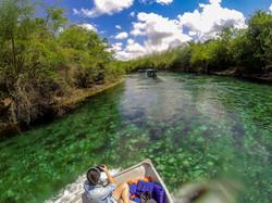 Pucté River