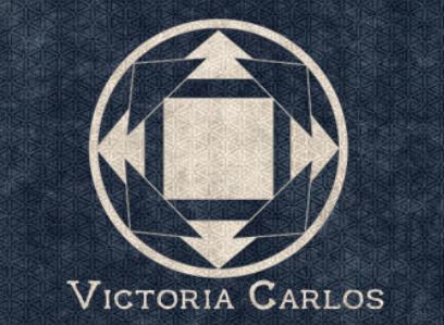 Victoria Carlos logo design