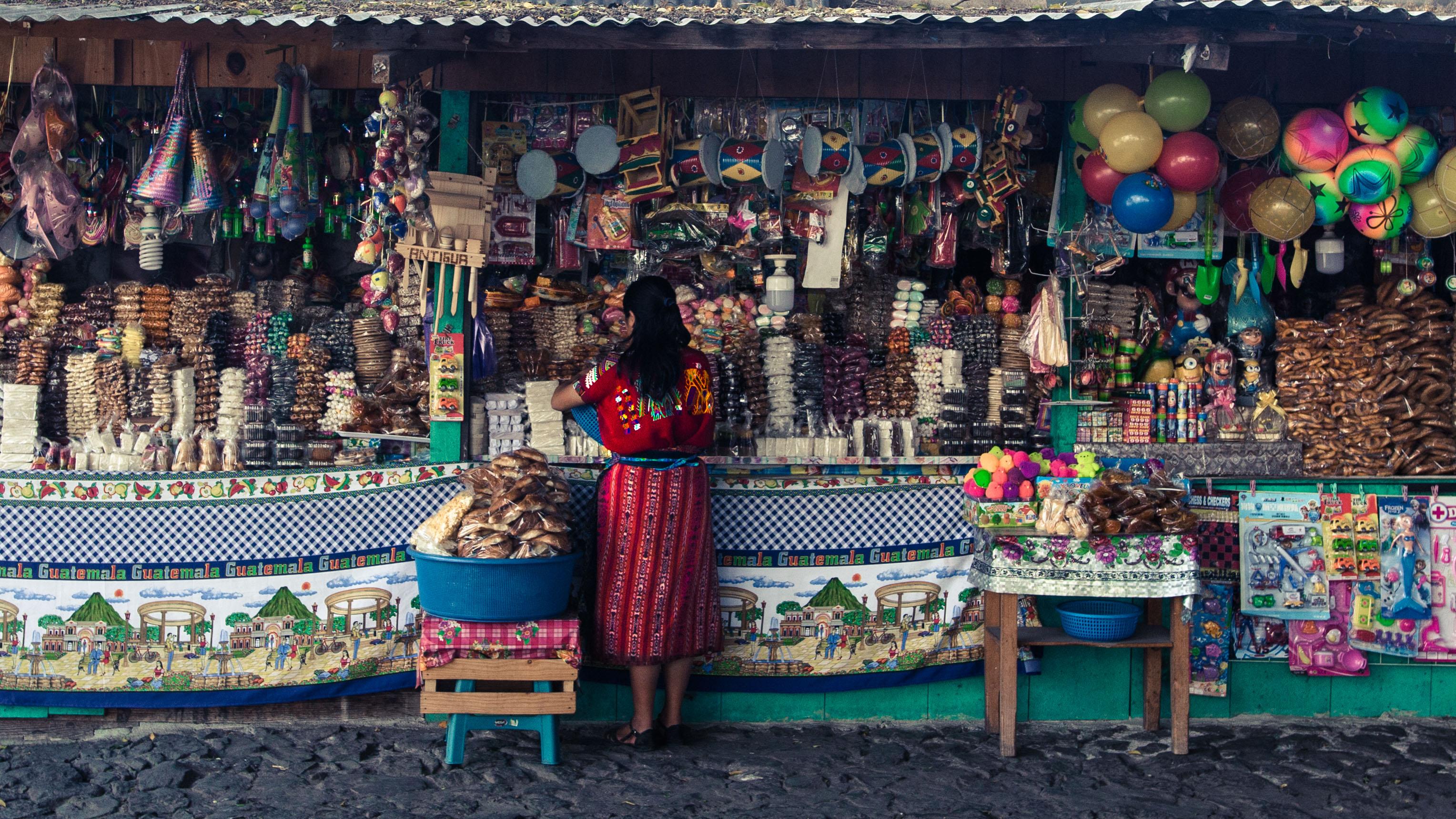 Guatemala Market Fair