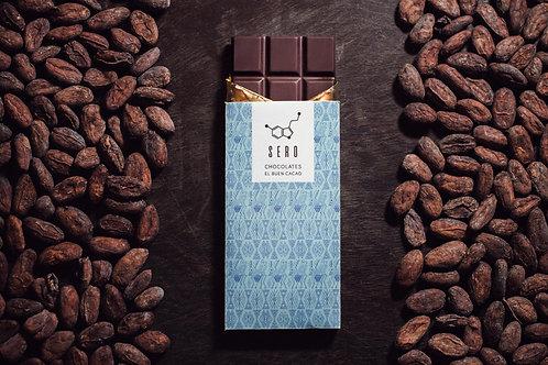Chocolate Oscuro (70%) de Origen Único (Monte Grande)