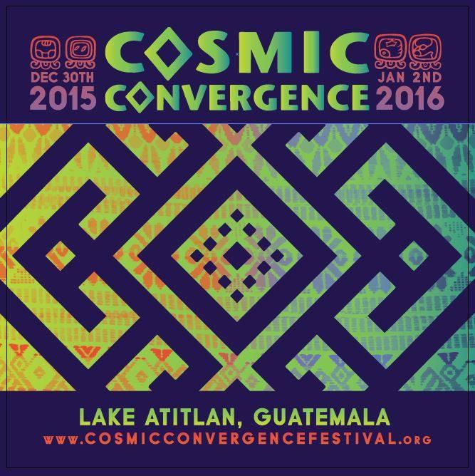 Stickers Cosmic Convergence