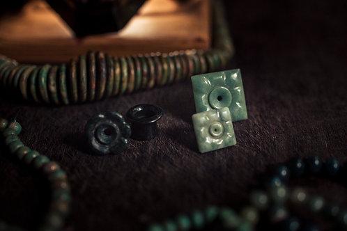Jade Plugs
