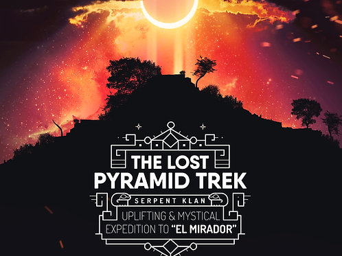 The Lost Pyramid Trek - El Mirador (09 Days):