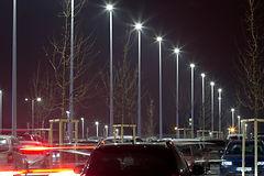 éclairage public LED