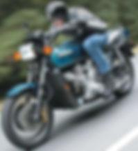 Kawasaki Z1300 V12