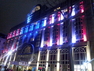 éclairage led hotel
