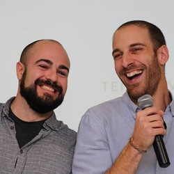 Jonathan Jubinville et David King-Ruel