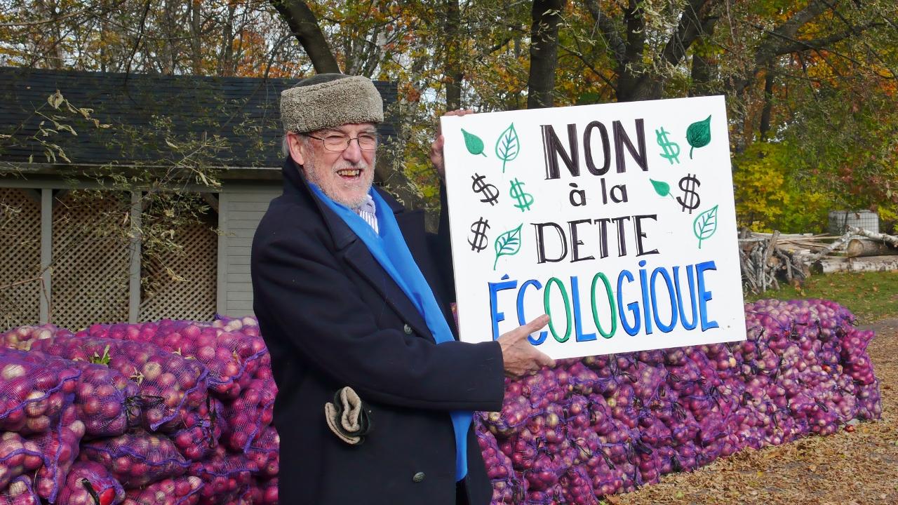 Non à la dette écologique