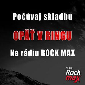 Opäť v ringu na rádiu Rock Max (čiernobi