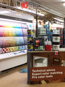 High Quality Valspar and PPG Paints