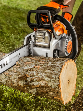 Stihl Power tools make your outdoor work easier!