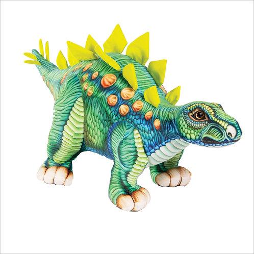 Stegosaurus-Green