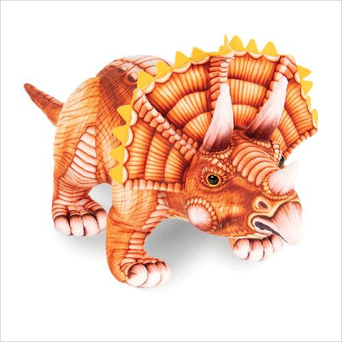 Triceratops-Orange
