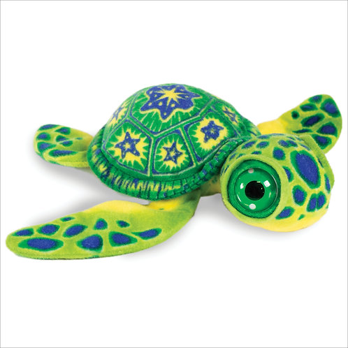 Big Eyes Turtle-Green