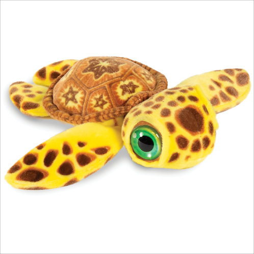 Big Eyes Turtle-Yellow
