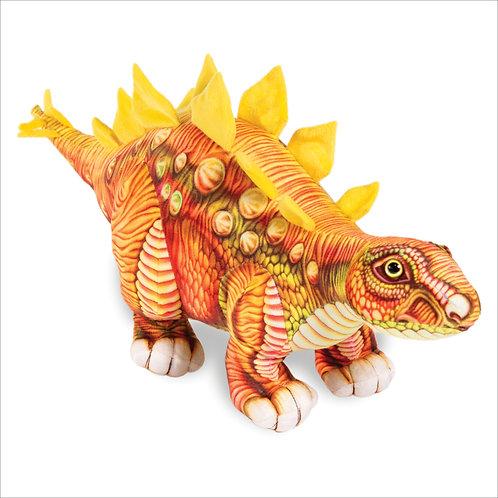 Stegosaurus-Orange