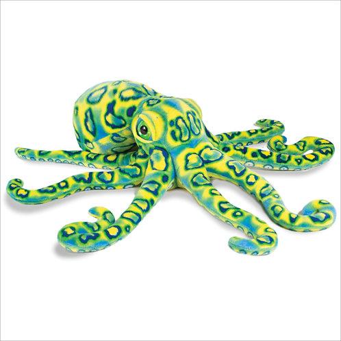 Octopus-Blue