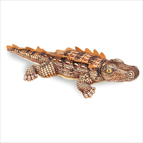 Crocodile-Brown