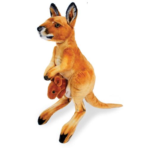 Kangaroo-Brown