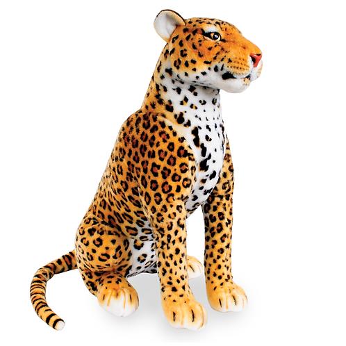 Leopard - Gold