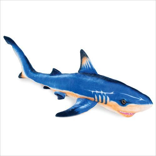 Great White Shark-Blue