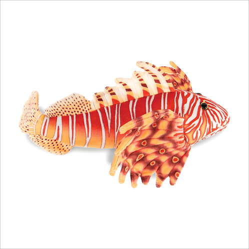 Lion Fish-Red