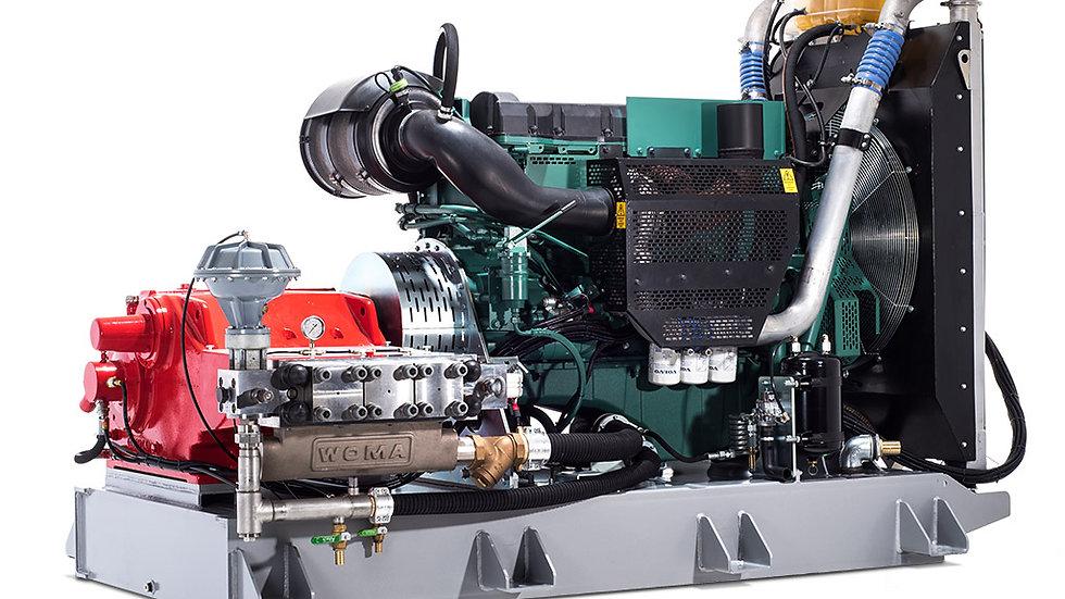 Насосный агрегат AquaJet открытого типа