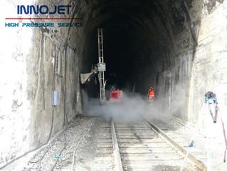 Туннель в Сибири