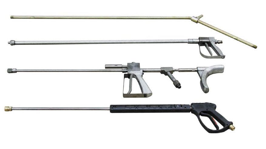 Высоконапорные струйные пистолеты